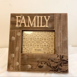 Pier 1 Imports Rustic Picture Frame